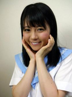 Mai Araki Puts On Sailor Suit