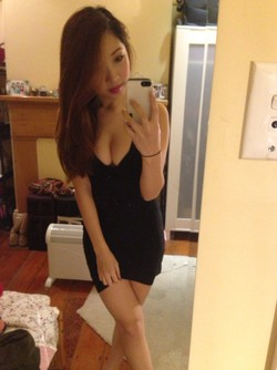 Cute and little asian girlfriends in..