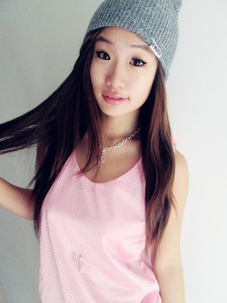 Amateur photos of very beautiful Asian..