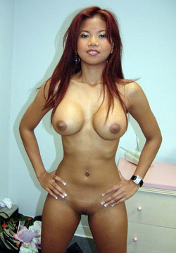 Popular Japanese model with huge fake..