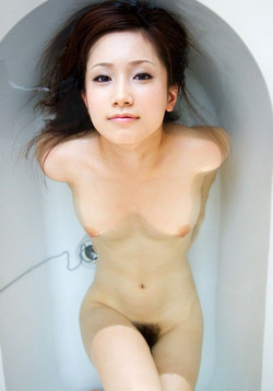 Fuzzy Nude Asian Women